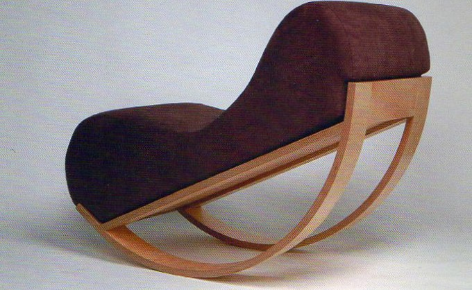 "The ""Rock Chic"" Rocking Chair"